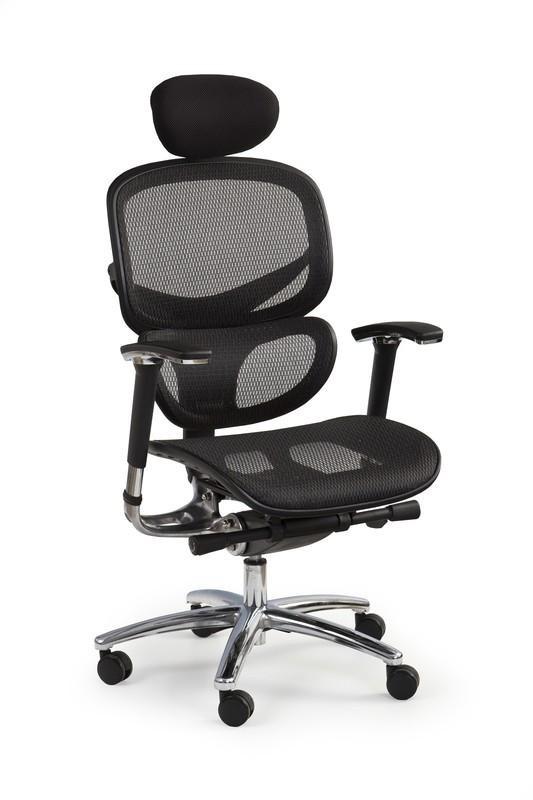 kancelářská židle President (Černá)