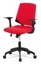 Kancelářská židle Sabina červená
