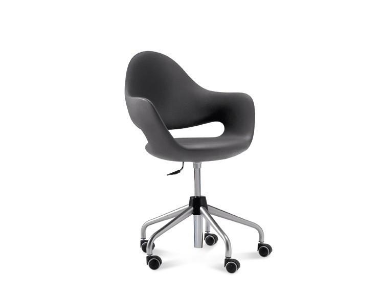 kancelářská židle Soft-D - Kancelářská židle (černá)
