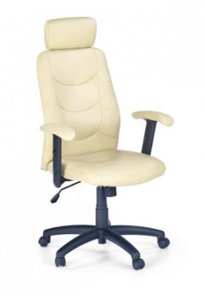 kancelářská židle Stilo-Kancelářské křeslo, mechanismus tilt (vanilková)