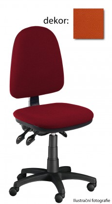 kancelářská židle Tara E-asynchro (koženka 74)