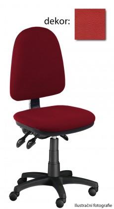 kancelářská židle Tara E-asynchro (kůže 163)