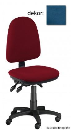 kancelářská židle Tara E-asynchro (kůže 166)