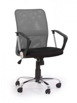 kancelářská židle Tony (šedá)