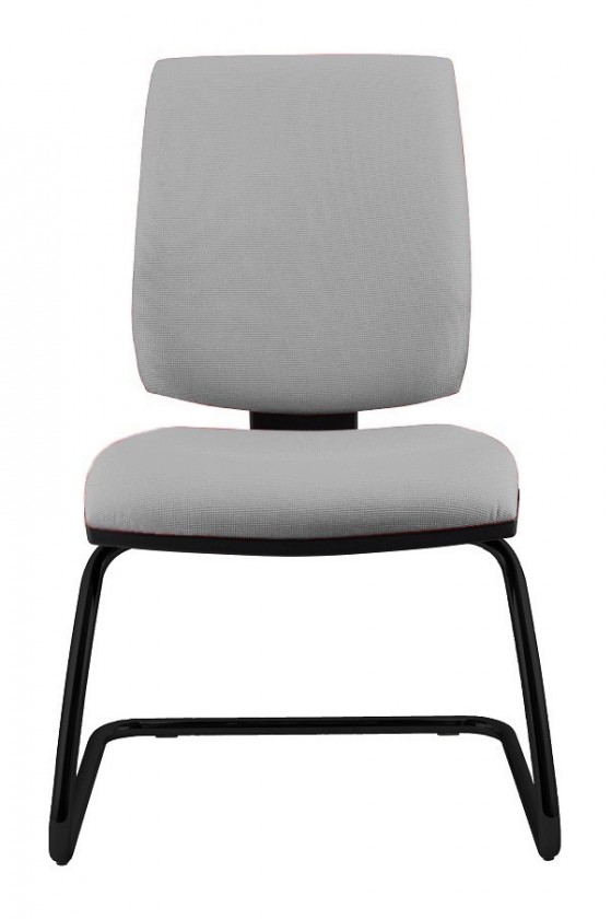 kancelářská židle York prokur černá(alcatraz 29)