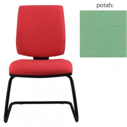 kancelářská židle York prokur černá(koženka 89)