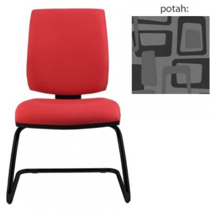 kancelářská židle York prokur černá(norba 81)