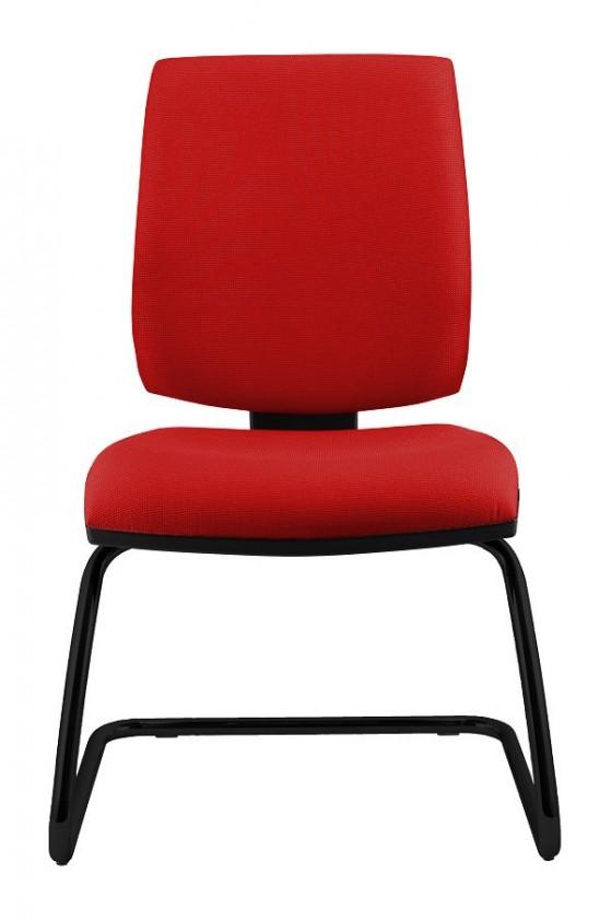 kancelářská židle York prokur černá(suedine 2)