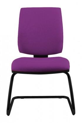 kancelářská židle York prokur černá(suedine 22)