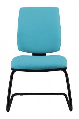 kancelářská židle York prokur černá(suedine 65)