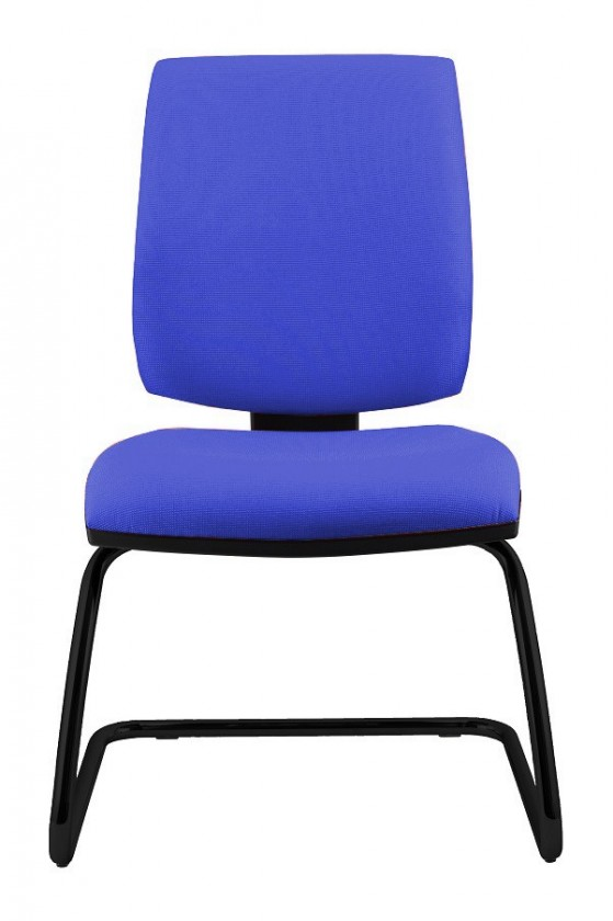 kancelářská židle York prokur černá(suedine 7)