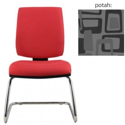 kancelářská židle York prokur chrom(norba 81)