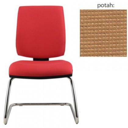 kancelářská židle York prokur chrom(pola 556)