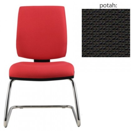 kancelářská židle York prokur chrom(rotex 8)