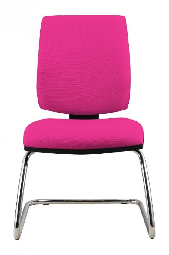 kancelářská židle York prokur chrom(suedine 41)