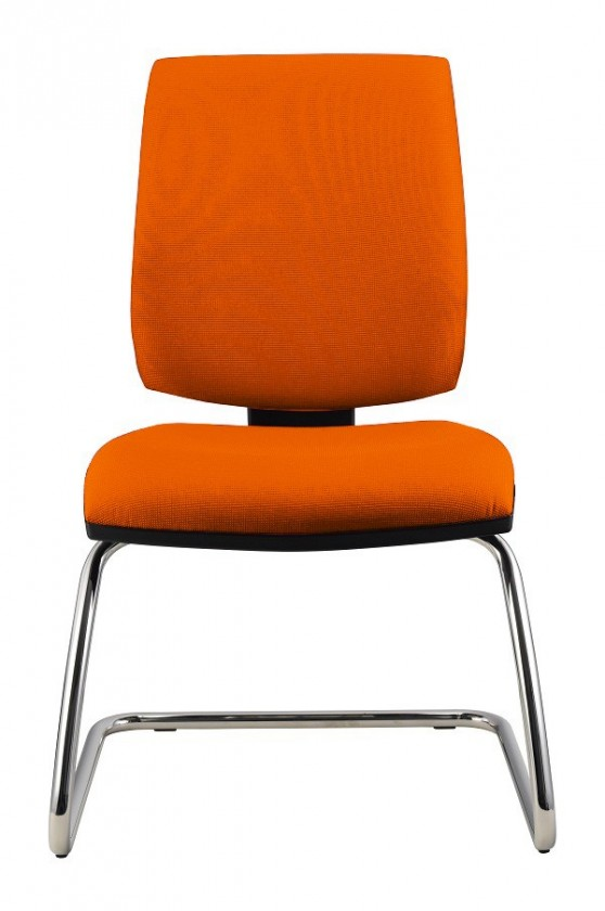 kancelářská židle York prokur chrom(suedine 46)