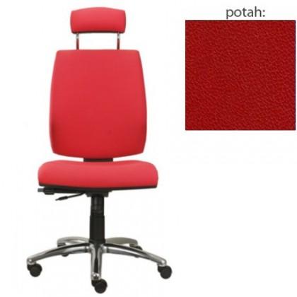 kancelářská židle York šéf AT-synchro(koženka 14)