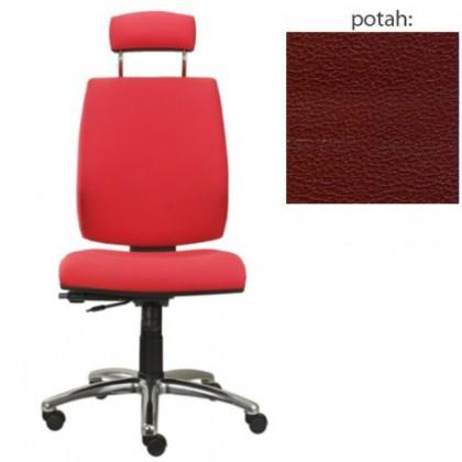 kancelářská židle York šéf AT-synchro(koženka 85)