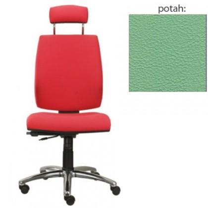 kancelářská židle York šéf AT-synchro(koženka 89)
