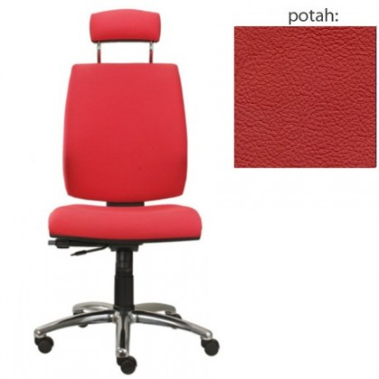 kancelářská židle York šéf AT-synchro(kůže 163)