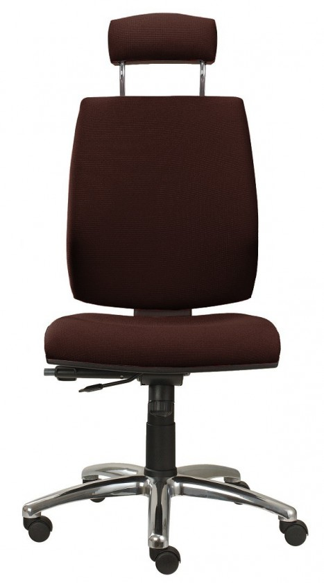 kancelářská židle York šéf AT-synchro(suedine 21)