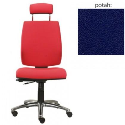 kancelářská židle York šéf E-synchro(koženka 68)