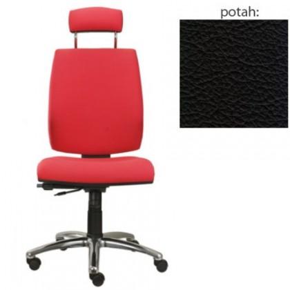 kancelářská židle York šéf E-synchro(kůže 176)