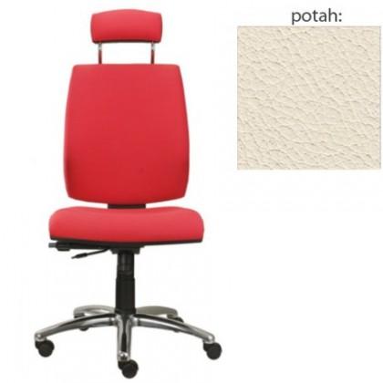 kancelářská židle York šéf E-synchro(kůže 300)