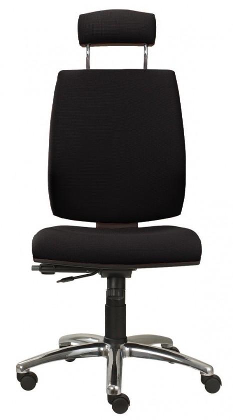 kancelářská židle York šéf E-synchro(suedine 1)