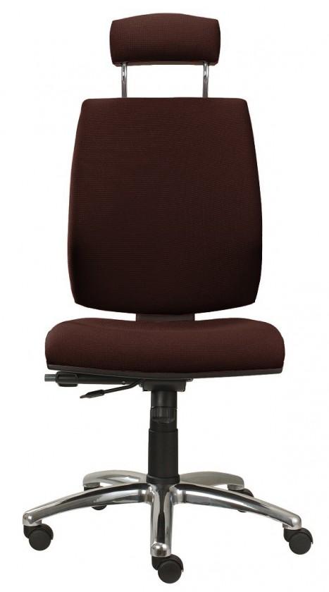 kancelářská židle York šéf E-synchro(suedine 21)