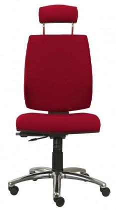 kancelářská židle York šéf E-synchro(suedine 29)