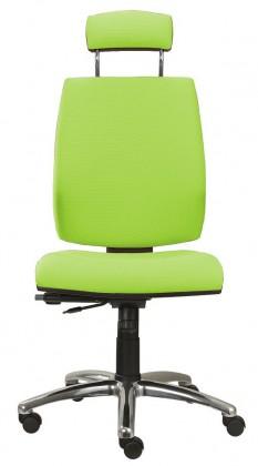 kancelářská židle York šéf E-synchro(suedine 34)