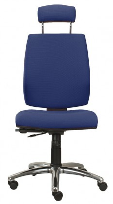 kancelářská židle York šéf E-synchro(suedine 9)