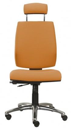 kancelářská židle York šéf T-synchro(alcatraz 847)