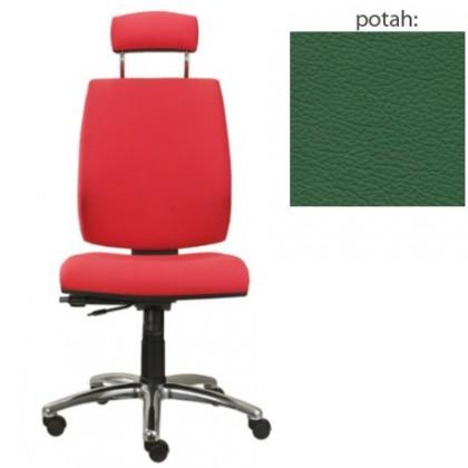 kancelářská židle York šéf T-synchro(kůže 161)