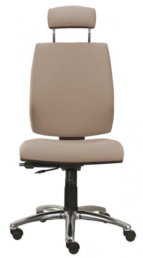 kancelářská židle York šéf T-synchro(suedine 109)