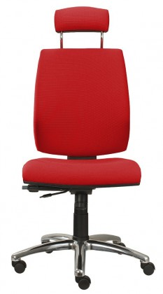 kancelářská židle York šéf T-synchro(suedine 2)