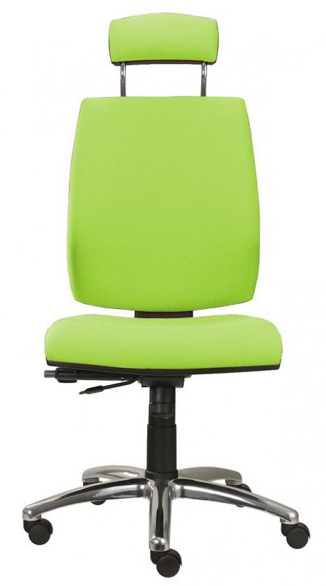 kancelářská židle York šéf T-synchro(suedine 34)