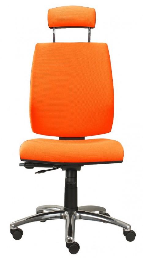 kancelářská židle York šéf T-synchro(suedine 46)