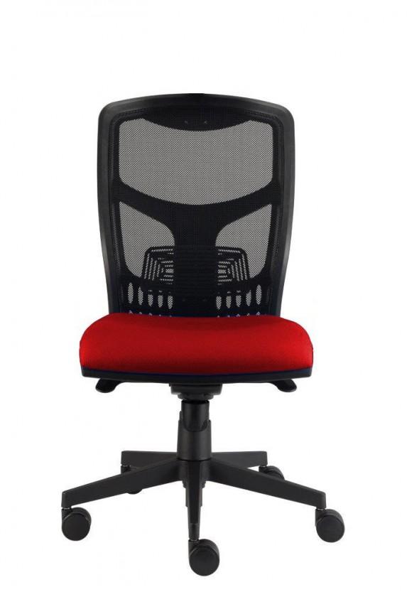 kancelářská židle York síť E-synchro (alcatraz 5, sk.3)