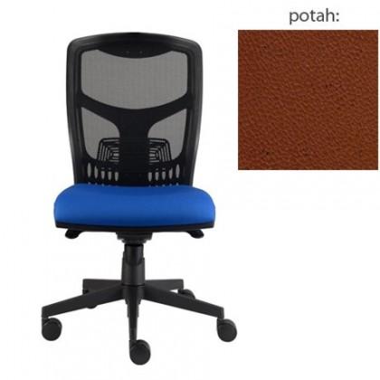 kancelářská židle York síť E-synchro (koženka 40, sk.3)