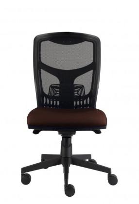 kancelářská židle York síť E-synchro (suedine 21, sk.1)