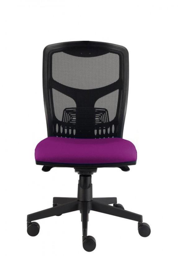 kancelářská židle York síť E-synchro (suedine 22, sk.1)