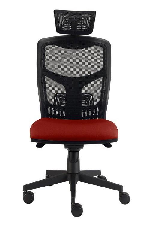 kancelářská židle York síť T-synchro (alcatraz 32, sk.3)