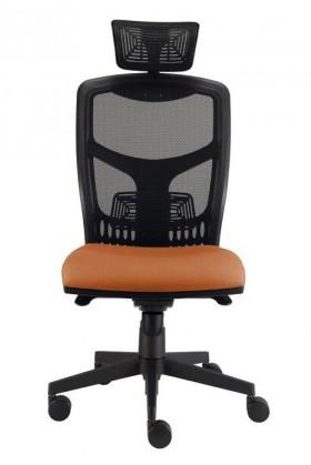 kancelářská židle York síť T-synchro (suedine 11, sk.1)