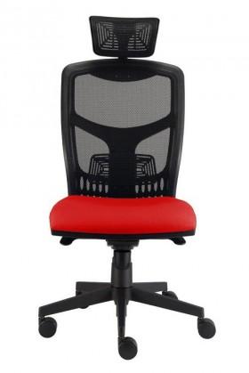 kancelářská židle York síť T-synchro (suedine 2, sk.1)
