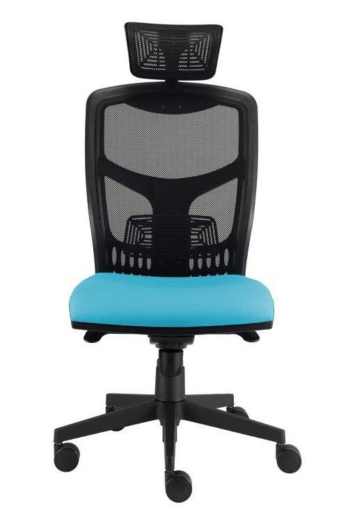 kancelářská židle York síť T-synchro (suedine 65, sk.1)