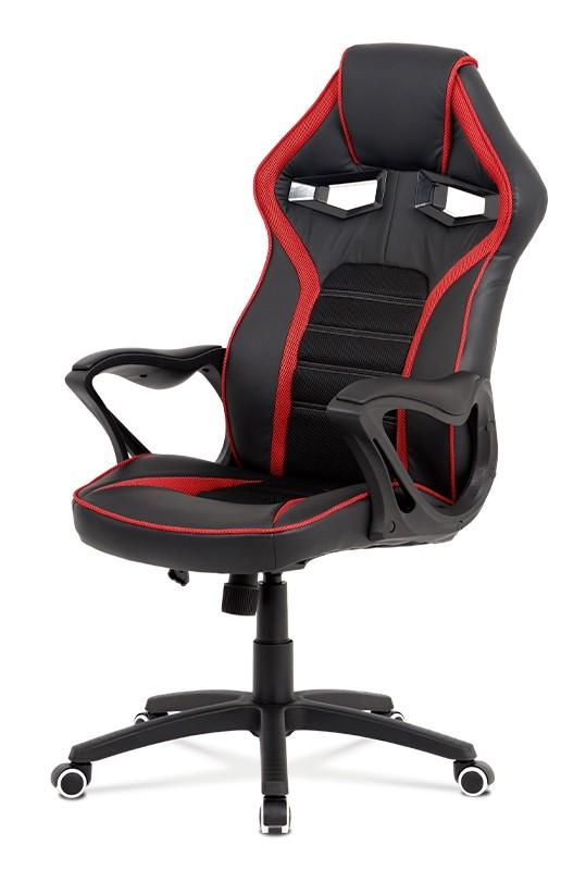 Kancelářské a herní židle Herní židle Avatar červená