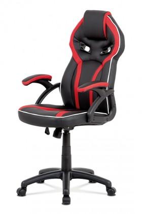 Kancelářské a herní židle Herní židle Cheater červená