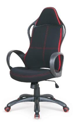 Kancelářské a herní židle Herní židle Easygamer černá, červená